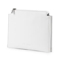 Bolsita en eco-piel color blanco, Bolsos, 155122634EPBIANUNI, 004 preview
