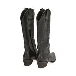 Camperos neri, tacco 5,5 cm , Scarpe, 174901920EPNERO036, 003 preview