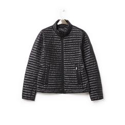 Piumino nero in nylon, Abbigliamento, 148500573NYNERO3XL, 003 preview