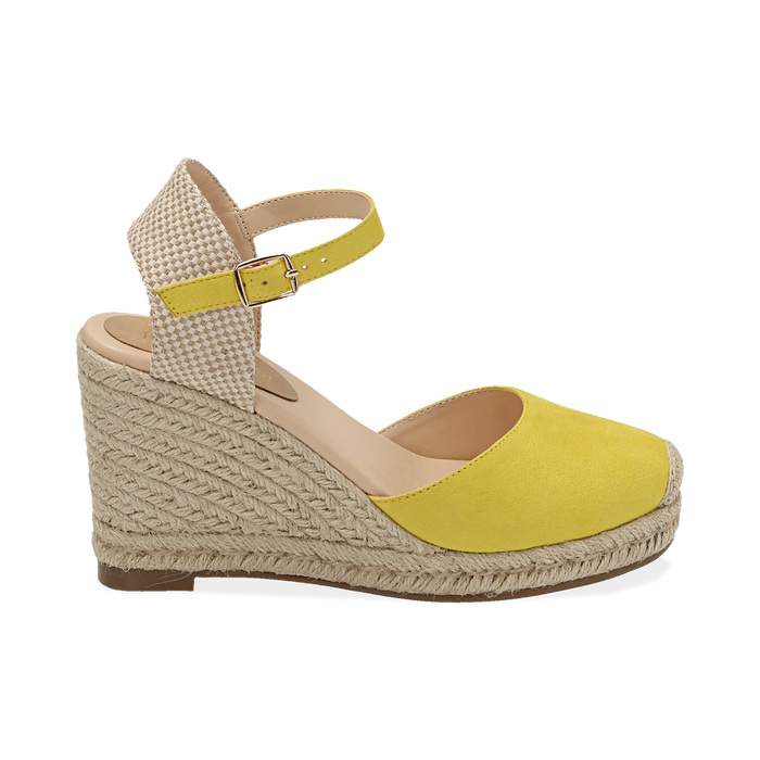 WOMEN SHOES ESPADRILLAS MICROFIBER GIAL, Zapatos, 154922102MFGIAL037