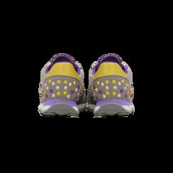 Sneakers grigie color block, Primadonna, 122618834MFGRIG035, 003 preview