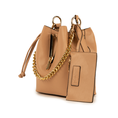 BAG SMALL BAG ECO-LEATHER BEIG, Sacs, 152327401EPBEIGUNI, 004 preview