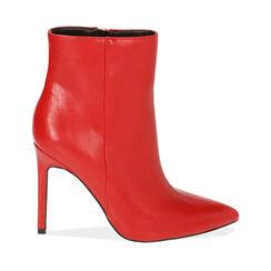 "Botines rojos, tacón 10,5 cm"", Primadonna, 182113101EPROSS035, 001a"