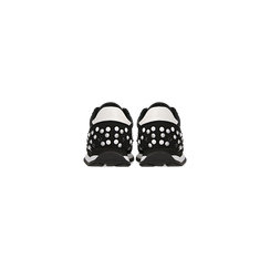 Sneakers nere color block, Scarpe, 122618834MFNERO, 003 preview