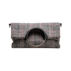 Pochette in tweed, Borse, 122900122TSNEGRUNI, 001 preview