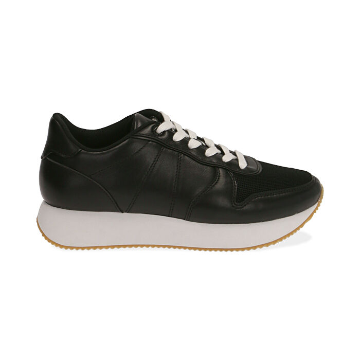 Sneakers nere, Primadonna, 177519501EPNERO035