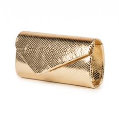 Pochette oro stampa vipera, Primadonna, 155108821EVOROGUNI, 004 preview