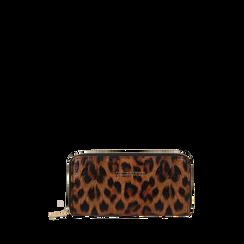 Portefeuille léopard, Primadonna, 165122519EPLEMAUNI, 001a