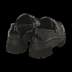 Mocasines de charol negro, Primadonna, 160685982VENERO035, 004 preview