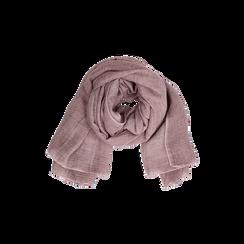Pashmina rosa in tessuto , Abbigliamento, 14B404026TSROSA3XL, 002 preview