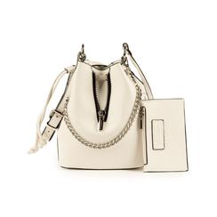 Mini secchiello bianco, Borse, 152327401EPBIANUNI, 001 preview