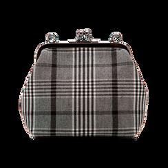 Pochette vintage in tweed, Primadonna, 122701280TSBINEUNI, 002 preview