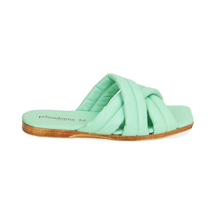 Zapatillas verdes, Primadonna, 17A132927EPVERD036