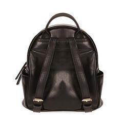 Petit sac à dos noir, Primadonna, 175123236EPNEROUNI, 003 preview