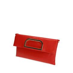 Pochette estensibile rossa, Primadonna, 175108714EPROSSUNI, 002a