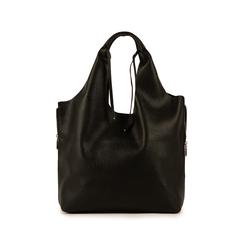 Maxi-bag nera, Borse, 155702557EPNEROUNI, 003 preview