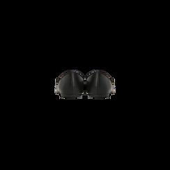 Ballerine nere punta tonda, con tacco basso, Primadonna, 124892351EPNERO, 003 preview