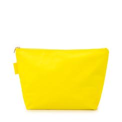 Pochette mare fluo gialla in tessuto , Primadonna, 133322281TSGIALUNI, 001a
