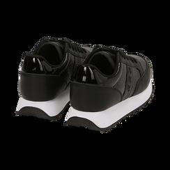 Sneakers nere stampa vipera, Primadonna, 162619079EVNERO037, 004 preview