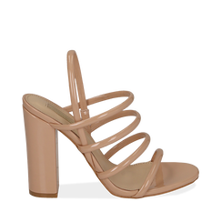 WOMEN SHOES SANDAL EP-PATENT NUDE, Chaussures, 152760849VENUDE036, 001a