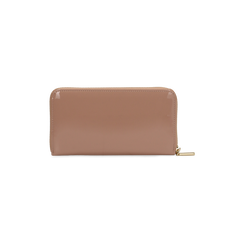 Portafoglio nude in ecopelle vernice , Borse, 122200896VENUDEUNI, 002 preview