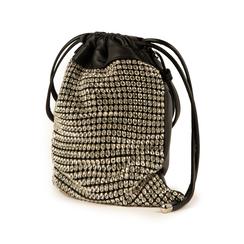 Mini secchiello nero con pietre, Primadonna, 15F520055ETNEROUNI, 004 preview
