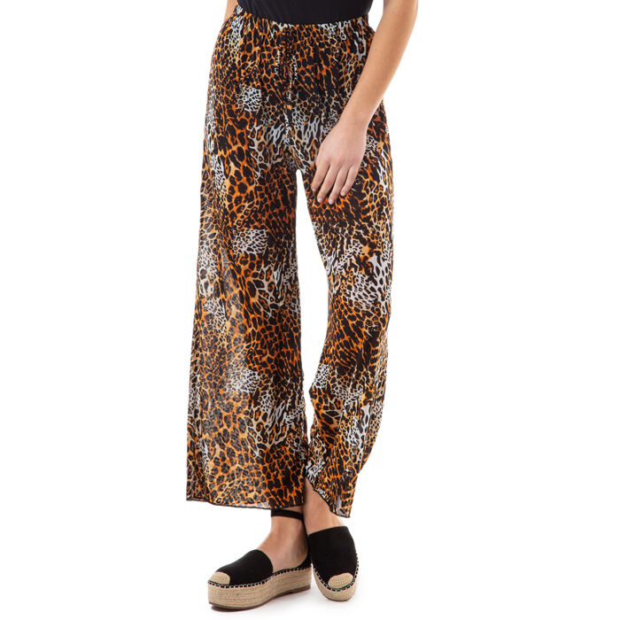 Pantaloni leopard, Primadonna, 17L571059TSLEOPUNI