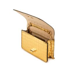 Borsa piccola oro stampa cocco, Primadonna, 155701124CCOROGUNI, 004 preview
