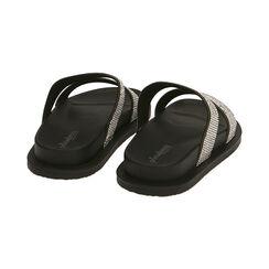 Chaussons en PVC noir, Primadonna, 174700595PVNERO036, 004 preview