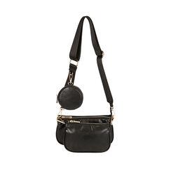 Double sac noir, Primadonna, 172301272EPNEROUNI, 001a