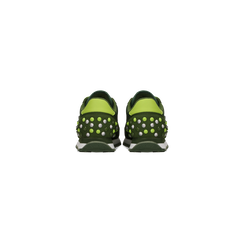 Sneakers verdi color block, Primadonna, 122618834MFVERD035, 003 preview