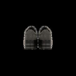 Sneakers grigie suola platform multistrato, Primadonna, 122818575MFGRIG, 003 preview