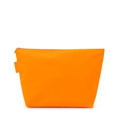 Pochette mare fluo arancio in tessuto , Primadonna, 133322281TSARANUNI, 001a