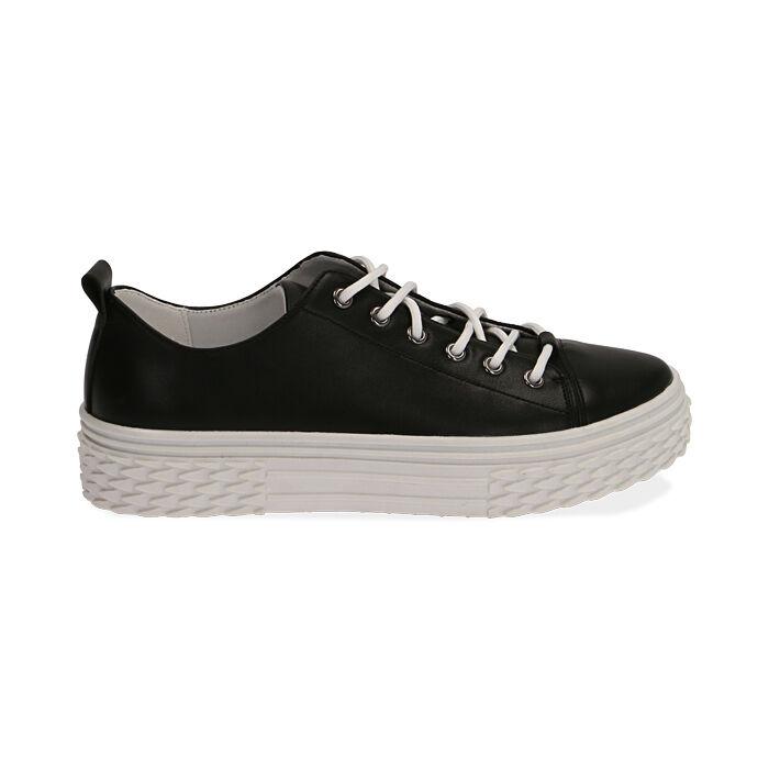 Sneakers nere, Scarpe, 172822110EPNERO035