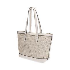 Maxi-bag blanc, Primadonna, 172301047EPBIANUNI, 002 preview