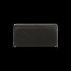 Portefeuille noir bottalato, IDEE REGALO, 165131611ELNEROUNI, 004 preview