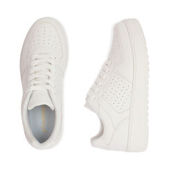 Sneakers bianche , Primadonna, 170101907EPBIAN035, 003 preview