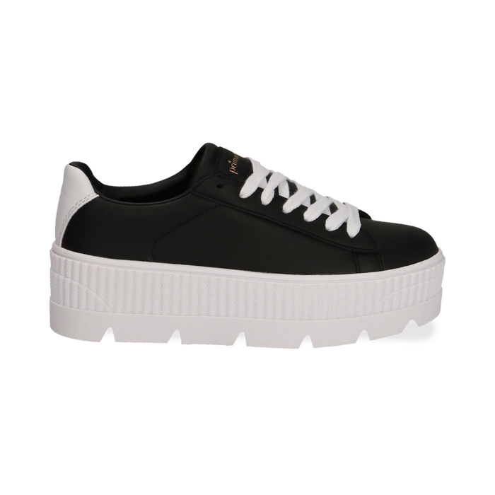 Nerobianche In Eco Pelle DonnaPrimadonna Platform Sneakers rdCBoxWe