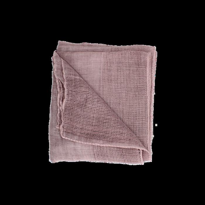 Pashmina rosa in tessuto , Abbigliamento, 14B404026TSROSA3XL