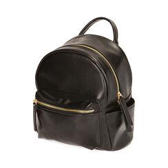 Petit sac à dos noir, Primadonna, 175123236EPNEROUNI, 002 preview