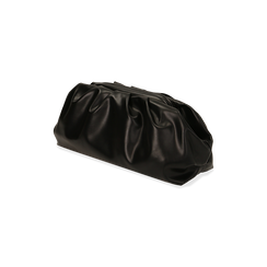 Maxi clutch nera, GIFT IDEAS, 165122668EPNEROUNI, 002 preview