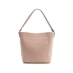 Borsa a secchiello rosa in eco-pelle, Borse, 133783136EPROSAUNI, 003 preview