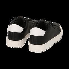 Zapatillas color negro, Zapatos, 162600308EPNERO035, 004 preview