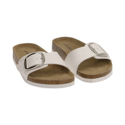 Chaussons blancs, Primadonna, 177800033EPBIAN035, 002 preview