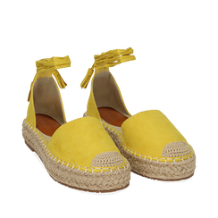 CALZATURA ESPADRILLAS MICROFIBRA GIAL, Chaussures, 154930501MFGIAL036, 002a