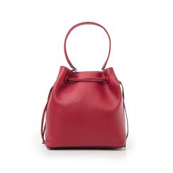 Secchiello rosso in eco-pelle, Borse, 14D207865EPROSSUNI, 003 preview