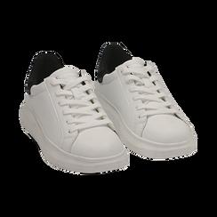 Zapatillas color blanco/negro, Primadonna, 162602011EPBINE035, 002 preview