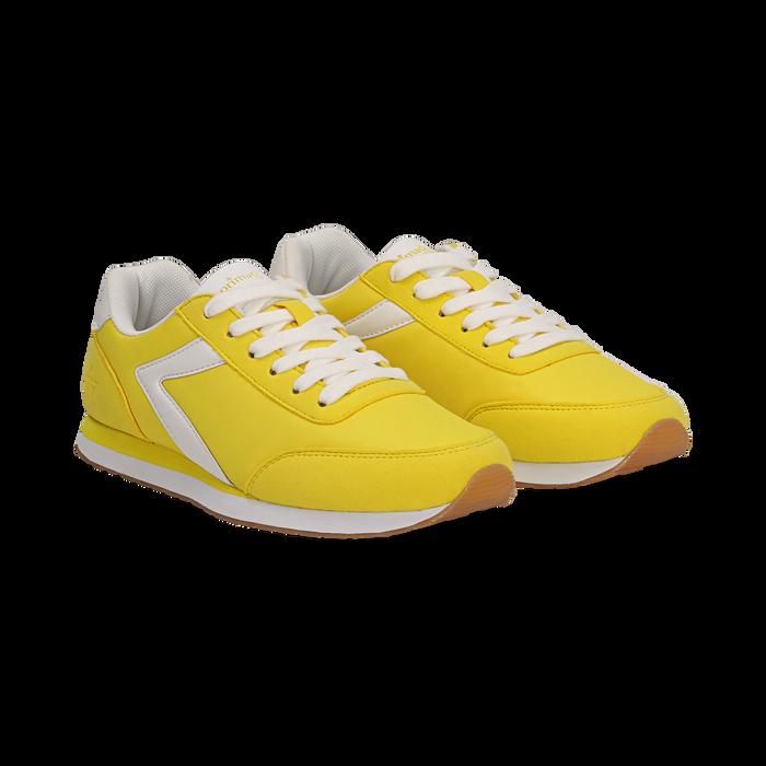 In Sneakers Gialle Aerodinamico TessutoDesign Donna Da BdtrxhQCs