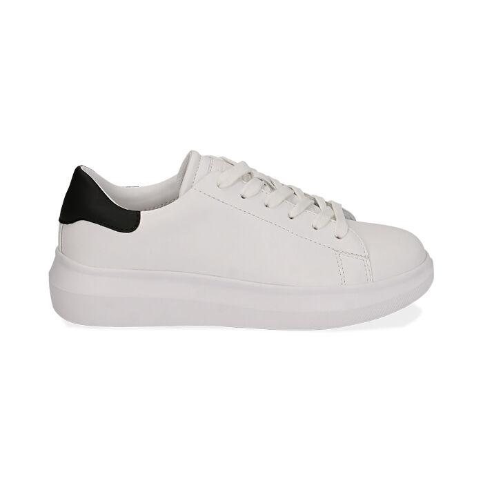 Sneakers bianco/nero, Scarpe, 172602009EPBINE035