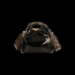 Bolsa negra en charol, GIFT IDEAS, 16D200052VENEROUNI, 001 preview